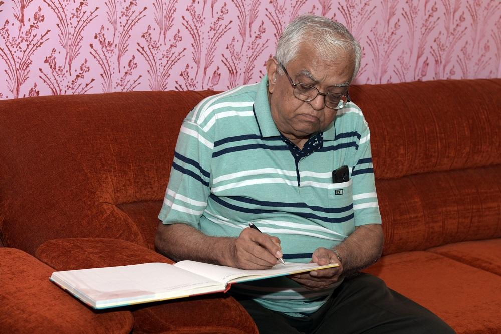 Ex- Principal Jumde