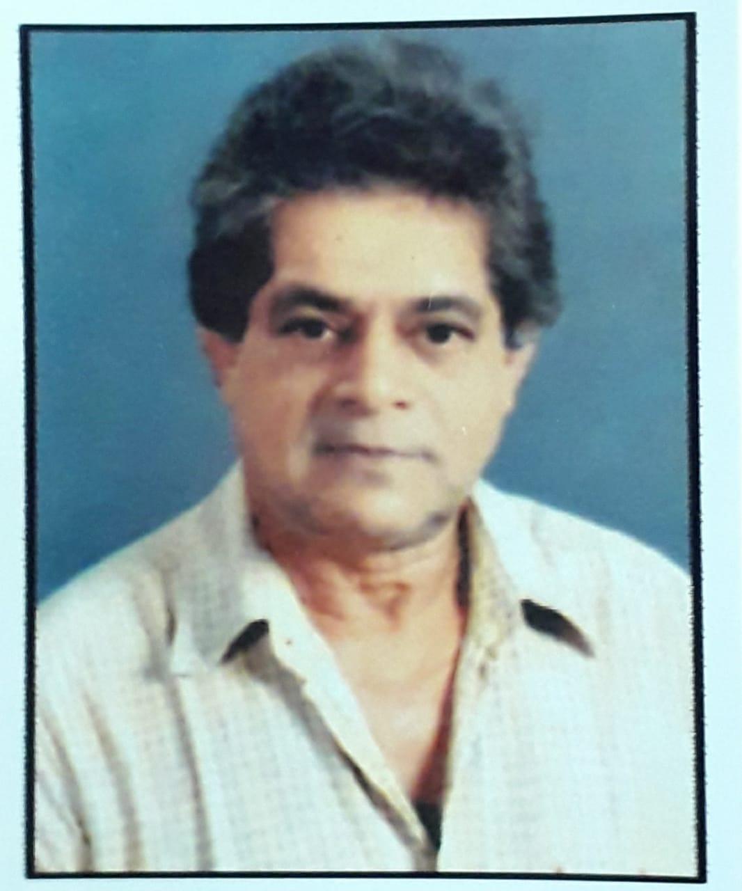 Shri Girish Kelekar