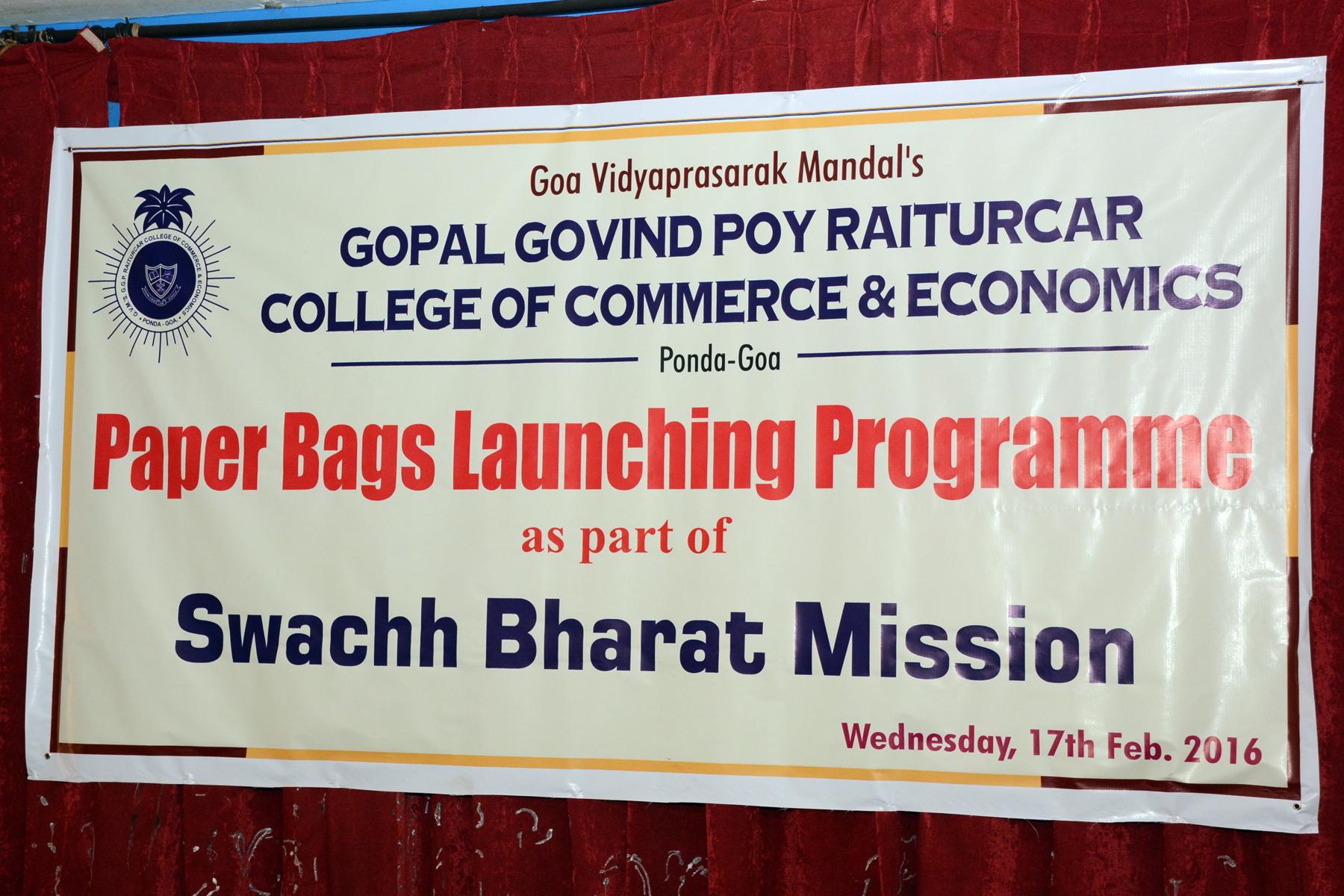 Paper Bag Launching
